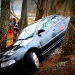 Tado Gylio avarija su Audi S4