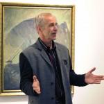 Eugenijaus RAUGO PARODOS ATIDARYMAS Dusetu galerijoje 2015 Normantes Ribokaites fotografija DSC_8837- (1)